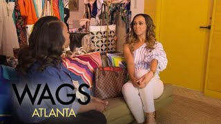 WAGS Atlanta | Ariel Anderson Cries Over Being Compared to Her Sister | E!