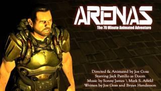 Arenas Fan Movie - Quake\Doom