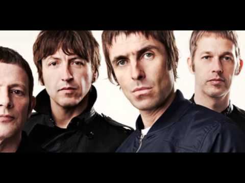 Beady Eye on X Factor and meeting Eminem - Liam and Gem on Signal1 Radio Stoke 05.06.2013