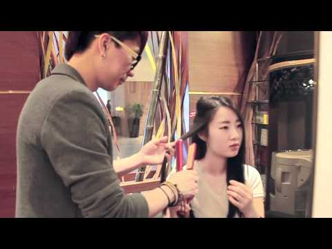 Iron Self Styling with Korean Hair Stylist Edward Kim