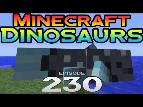 Minecraft Dinosaurs Episode 230 Here Fishy Fishy