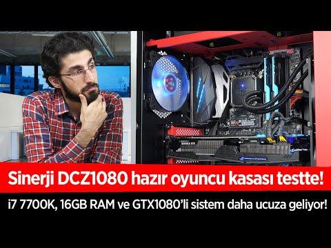 """Toplasan bu fiyata olmaz """"Sinerji DCZ1080 oyuncu kasası"""" inceleme"""