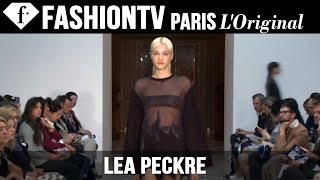 Lea Peckre Spring/Summer 2015 Runway Show   Paris Fashion Week   FashionTV