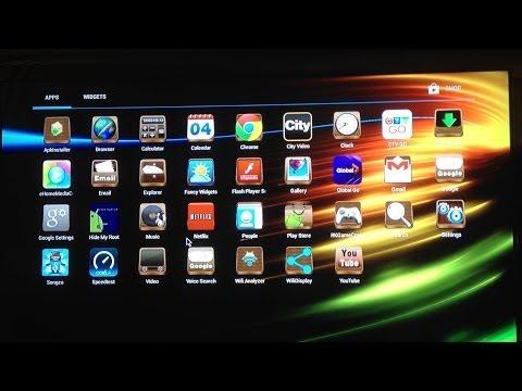 Android Mini PC Review & Demo CX 919 HDMI   HTPC