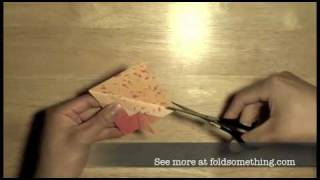 How To Fold An Origami Gold Fish