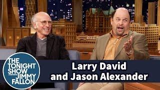 Larry David and Jason Alexander Don