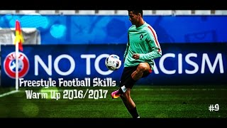 Freestyle Football Skills - Warm Up 2016/2017   1080i   #9