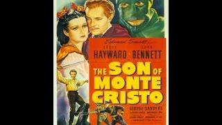 Son Of Monte Cristo (1940) Action Adventure starring Louis Hayward, Joan Bennett, and George Sanders