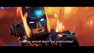The Lego Batman Movie - Who's the (Bat)Man (Lyrics)
