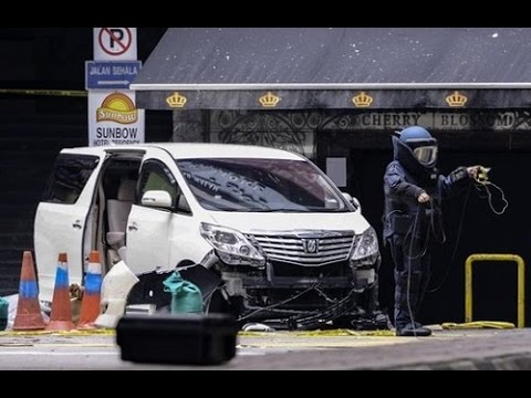One Dead and 12 Injurd in Kuala Lumpur Grenade Blast