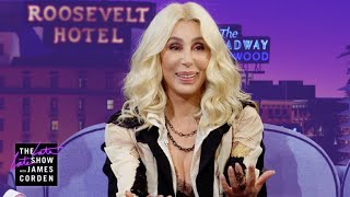 What Does Cher Need to Get Creative?