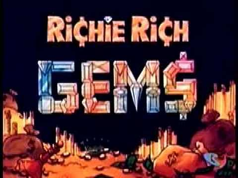 *Richie Rich* Cartoon ~ Segment Intros