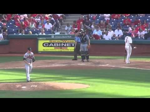 Craig Kimbrel strikes out Marlon Byrd, 9/28/2014