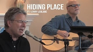 Don Moen - Hiding Place (ft. Lenny LeBlanc) | Acoustic Worship Sessions