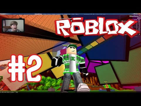 Playing Roblox: Survive The Disasters (Part 2) (KID GAMING)