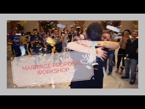 SHE SAID YES! (Marrıage Proposal Surprise) 💑