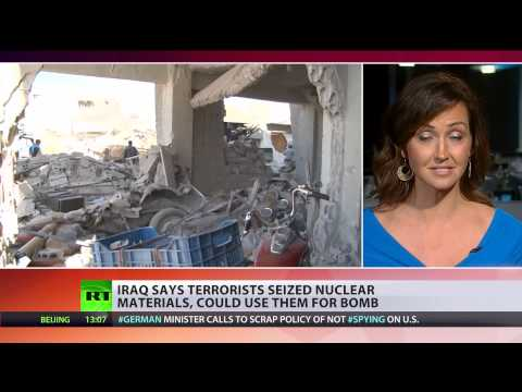 Nuclear Jihad? ISIS captures 40kg of 'nuclear materials usable in manufacturing WMD'