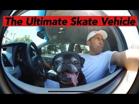 The Ultimate Skateboard Vehicle