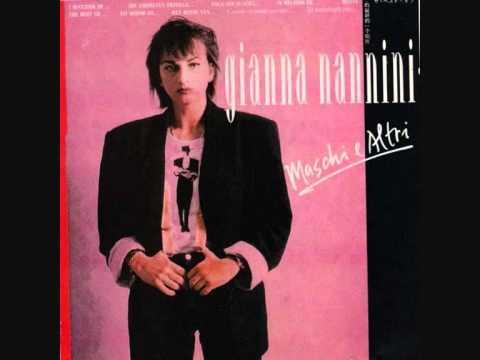 Gianna Nannini - I Maschi