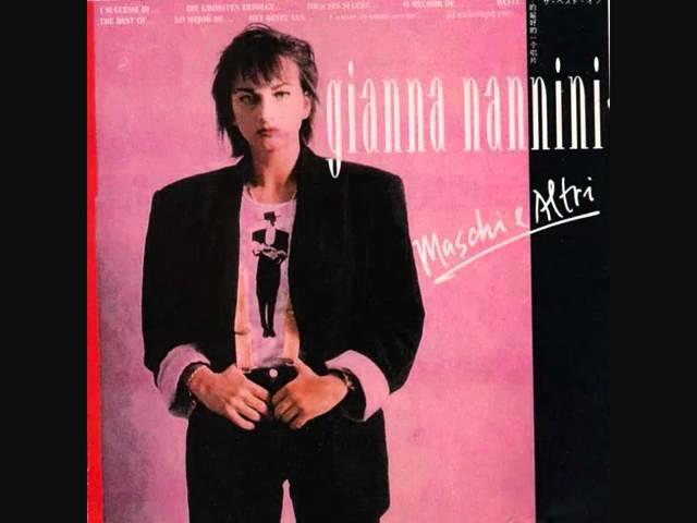 Gianna Nannini - I Maschi (1987) thumbnail