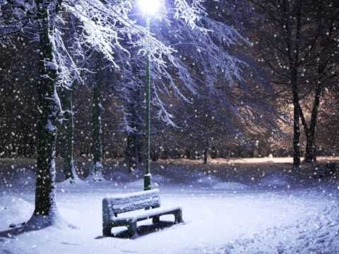 George Morgan - Blue Snowfall