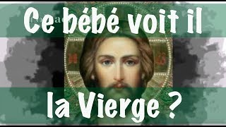 THIS BABY SEE IT THE VIRGIN? (Inspired by Medjugorje)