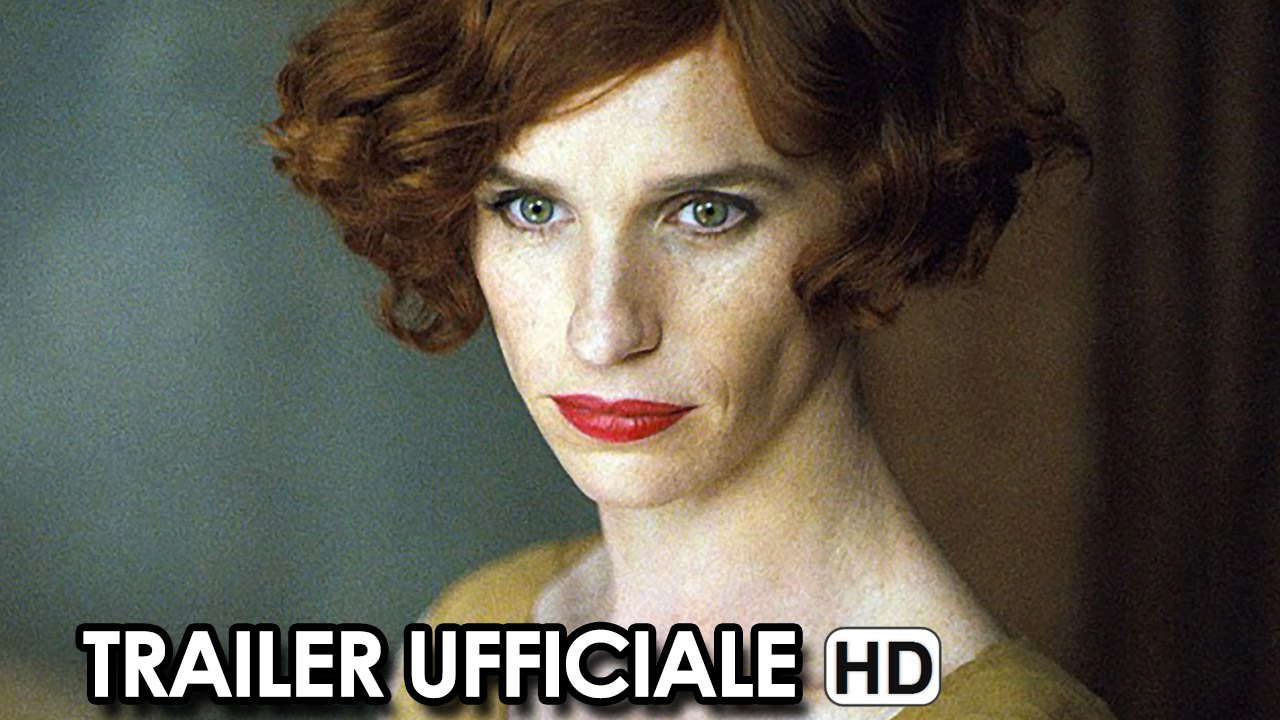 THE DANISH GIRL Trailer Ufficiale Italiano (2016) - Eddie Redmayne, Alicia Vikander HD