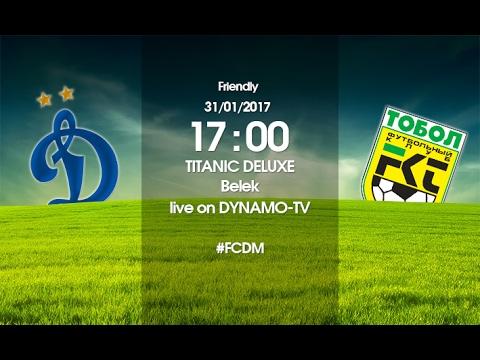 «Динамо» vs «Тобол» - Live | Dynamo vs Tobol – Live