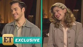 EXCLUSIVE: 'Supergirl' Melissa Benoist & Chris Wood Can't Stop Blushing Over Karamel's Relationsh…