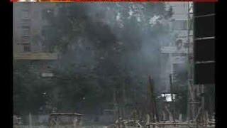 Bomb Blast after Modi rally captured