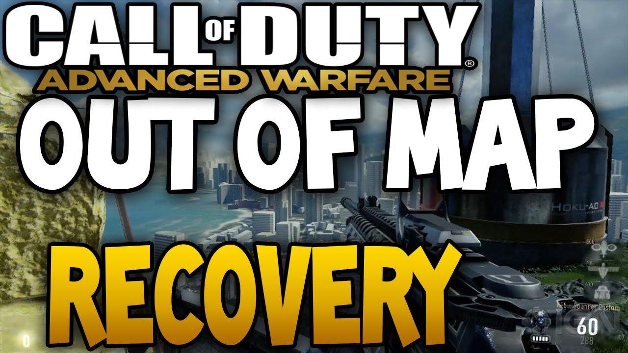 Recovery Advanced Warfare Advanced Warfare Glitches