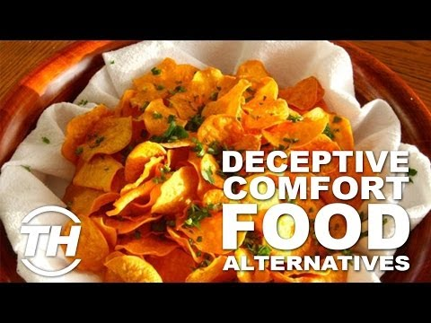 Healthy Comfort Foods: Help Keep Your New Years Resolutions With These Deceptive Comfort Foods