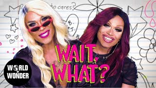 Dramatic Arts with Kimora Blac and Mariah Balenciaga: WAIT, WHAT?