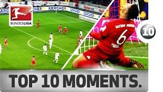 Thiago – Top 10 Bundesliga Moments