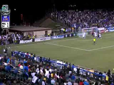 09/27/2008 Real Salt Lake at San Jose Earthquakes Video