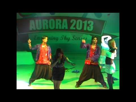 Shalmali Kholgade - Lat Lag Gayi Performance , Aurora 2013, IIITM Gwalior