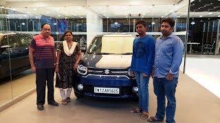 Taking Delivery of Maruti Suzuki Ignis with Family|Documentation,Celebration,Exterior&Interior