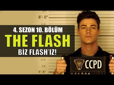 THE FLASH   4. SEZON 10. BÖLÜM İncelemesi - Biz Flash'ız! thumbnail