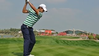 Matteo Manassero - On the Bag