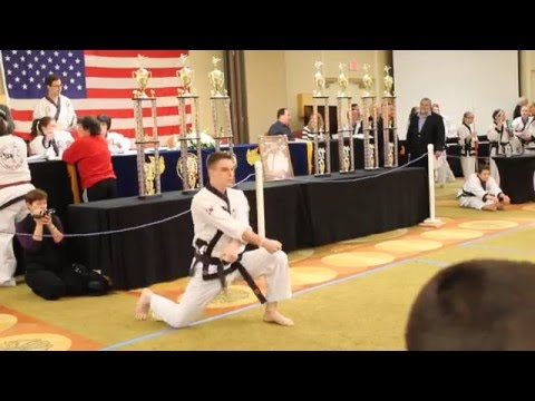 Tang Soo Do Form Chil Sung Oh Lo Image 1
