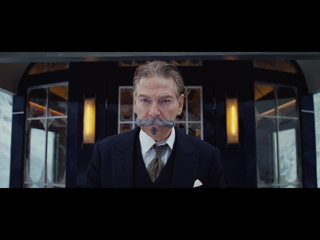 Murder on the Orient Express - Official Trailer #1