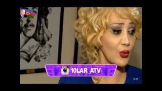 Meleyke Esedova qizinin atasindan neler danisdi ATV 10LAR ONLAR
