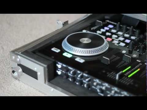 VMS4.1 Flight Case - Magma DJ Controller Workstation