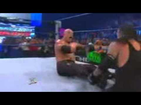 The Undertaker Takes Kane To Hell.3gp video
