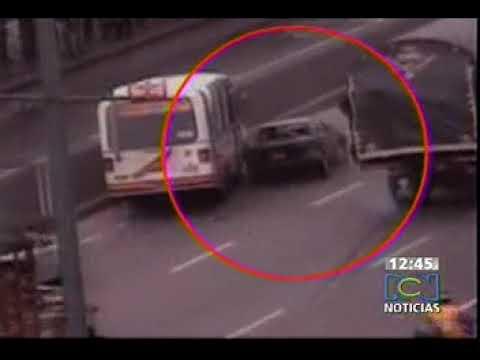 Accidentes Bogota Colombia