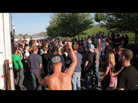 Doorway Causing Roadblocks at Pointfest 2013 St. Louis Verizon Wireless Ampitheater (www.DOORWAY.US)