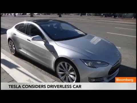 Tesla, Google Exploring 'Autopilot' Car Technology