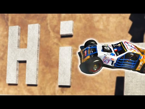 BEST STUNT TRACKS! (Trackmania Turbo #3)