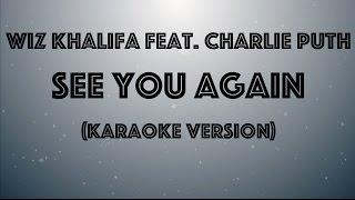 download lagu Wiz Khalifa Feat. Charlie Puth -  See You gratis