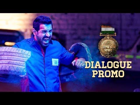 Dialogue Promo 1: Satyameva Jayate | John Abraham | Manoj Bajpayee
